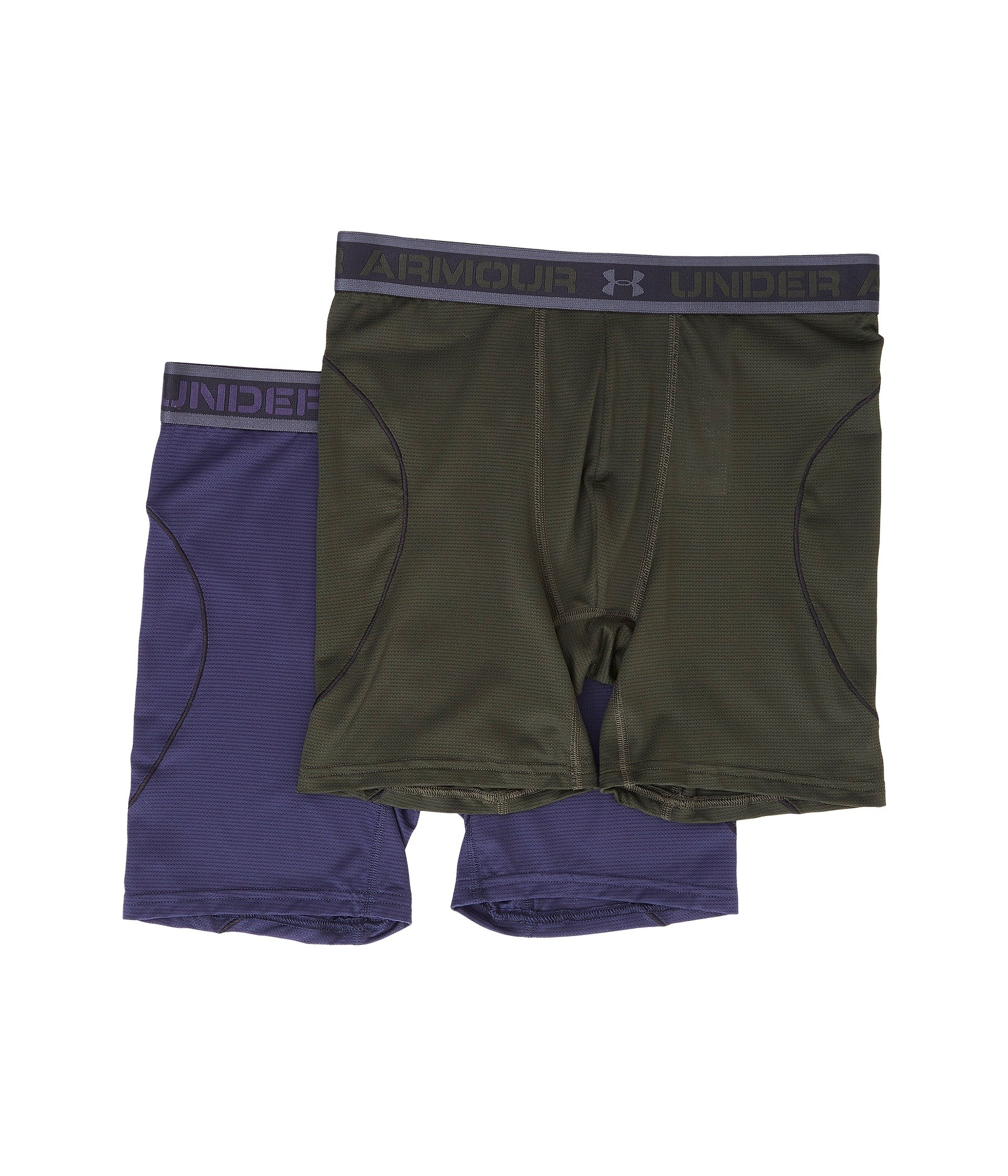 "Ropa Interior para Hombre Under Armour Iso-Chill 6"" 2-Pack  + Under Armour en VeoyCompro.net"