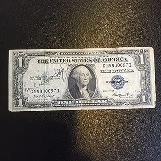 1935 dollar bill