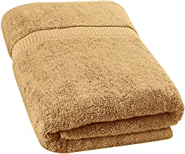 Utopia Towels Extra Large Bath Towel(35 x 70 Inches) - Luxury Bath Sheet - Champagne