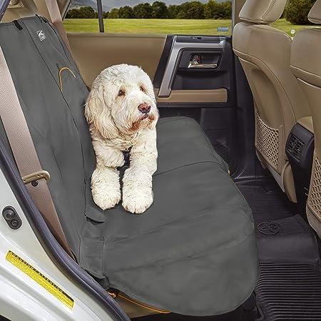 Kurgo Hundedecke Für Auto Rückbank Auto Sitzbezüge Für Hunde Und Andere Haustiere Universelle Passform Anthrazitgrau Haustier