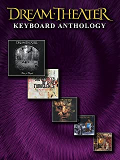 Dream Theater Keyboard Anthology: For Intermediate to Advanced Piano/Vocal/Chords (English Edition)
