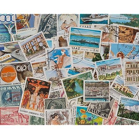Goldhahn 200 Briefmarken Finnland Briefmarken f/ür Sammler