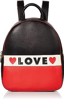 Woman bag backpack LOVE MOSCHINO item JC4229PP08KD BORSA SMALL GRAIN PU - cm.28x24x12