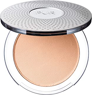PÜR Pressed Mineral Makeup Foundation with SPF 15, Blush Medium, 0.28 Ounce.