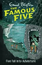 Five Fall Into Adventure: Book 9 (Famous Five series)
