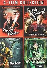 4-Film Collection Bloody Murder/ Bloody Murder 2/ Junior/ Deadly Species