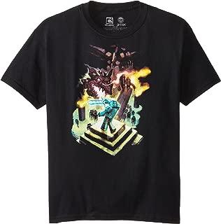 Minecraft Boy's Ender Dragon Youth T-Shirt