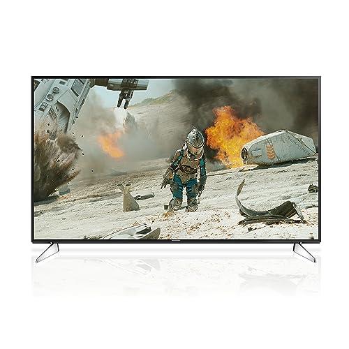 Panasonic TX-40EXW604 4K Ultra HD Fernseher (100 cm) (LED TV 40 Zoll, HDR Multi, Quattro Tuner, Smart TV, USB Recording)