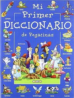Mi primer diccionario (azul) (Mi primer diccionario de pegatinas)
