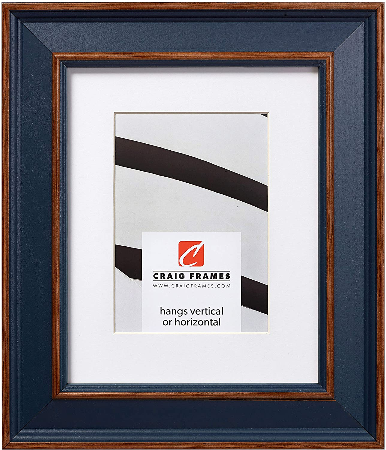 Craig Frames Country Estate 24 x Hardwood Blue Complete Free Shipping New product type Picture 30 Inch