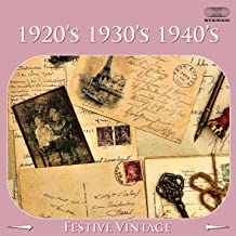 1920`s, 30`s, 40`s Festive Vintage Tunes Medley: Santa Claus Is Coming To Town / White Christmas / Jingle Bells / Have Yourself A Merry Little Christmas / Bounce Of The Sugar Plum Fairy / The Christmas Song / Christmas Night In Harlem / The Little Boy Tha