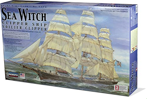 Lindberg 70812 - 1 96 Sea Witch