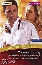 Yvonne Lindsay Bestseller Collection 201103/Rossellini's Revenge Affair/Tycoon's Valentine Vendetta