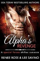 Alpha's Revenge (Shifter Ops series Book 3) Kindle Edition