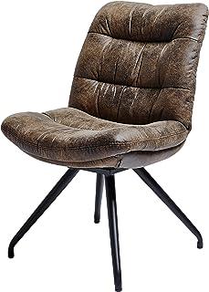 Marca Amazon -Movian Basento - Silla clásica, 54 x 62 x 87,5cm, marrón vintage