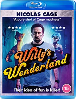 Willy's Wonderland [Region B] [Blu-ray]