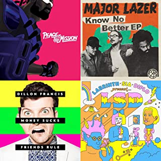 Major Lazer and More