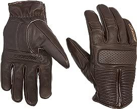 Joe Rocket Men's Café Racer Motorcycle Gloves (Brown, Large)