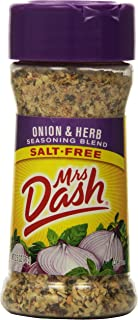 Mrs. Dash, Seasoning Blend, Onion and Herb, 2.5 Ounce