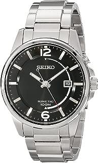 Men's SKA671 Analog Display Analog Quartz Silver Watch