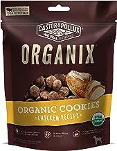 Castor & Pollux Organix Organic Dog Cookie Chicken Recipe, 12 oz Bag