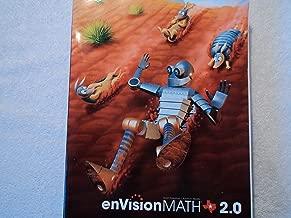 Pearson Texas, enVision MATH 2.0, Grade 3, Volume 2, Topics 9-16, 9780328767281, 032876728x