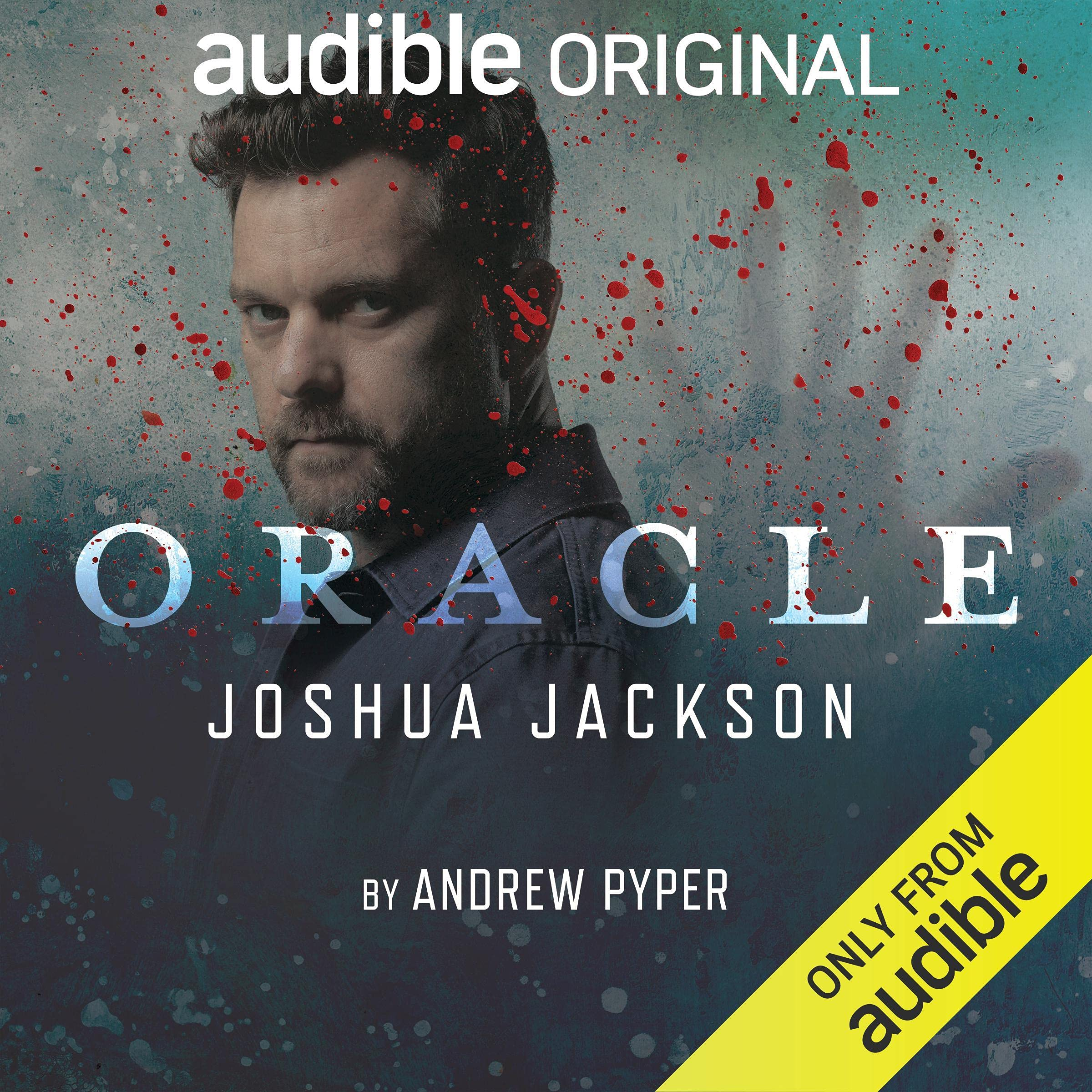 Cover image of Oracle by Andrew Pyper