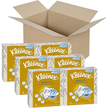 New12 PackKleenex Ultra Soft Tissue85 tissues per carton
