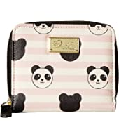 Luv Betsey - Zip Round Wallet