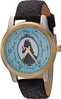 Disney Reloj Mujer de Cuarzo analógico WDS000356