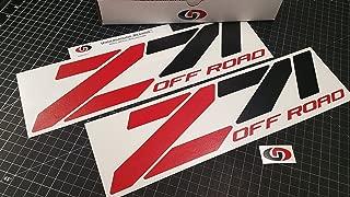 custom z71 stickers