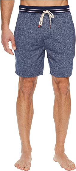 Original Penguin - Marled Single Knit Sleep Shorts