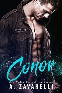 CONOR (Boston Underworld Book 6)