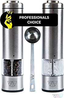 Best modern home electric salt and pepper Reviews