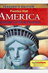 America; History of Our Nation (Teacher's Edition) Hardcover