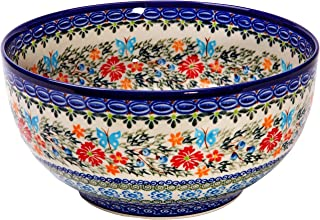 oven ware pottery bowl