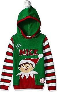 Little Girls Always Nice Hoodie Xmas Sweater