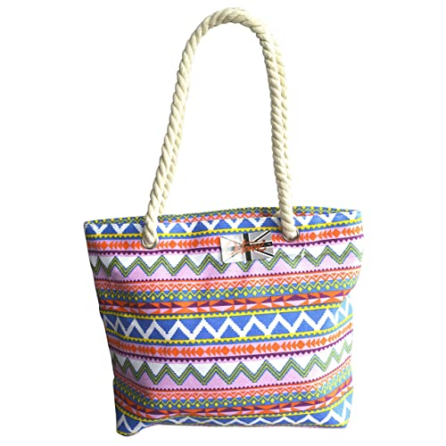 OCTAVE Ladies Summer Beach Tote Handbags Collection - Various Styles    Colours 4ffed6d2bb