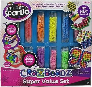 Cra-Z-Art Shimmer 'N Sparkle - CRA-Z-Beads Super Value Set