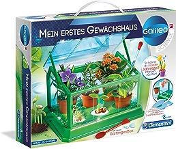 Clementoni 69490 juguete y kit de ciencia para niños - Juguetes y kits de ciencia para niños (Botany, Invernadero, 8 año(s), Niño/niña, Multicolor, 350 mm)