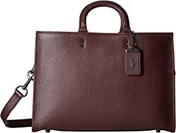 COACH Rouge Brief in Glovetan Leather