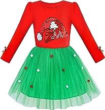 childrens christmas dress