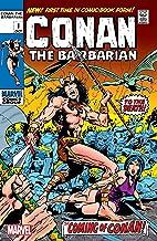 Conan The Barbarian (1970-1993) #1: Facsimile Edition