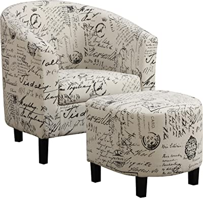 Amazon.com: DIVANO ROMA FURNITURE Brush Microfiber Rocker ...