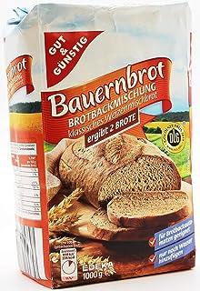 Gut und Günstig Bauernbrot Brotbackmischung, 5er Pack 5 x 1 kg