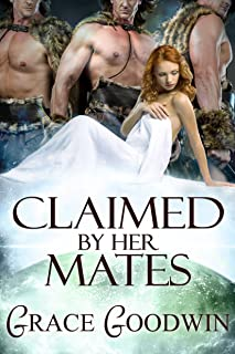 Claimed by Her Mates (Interstellar Brides Book 3)
