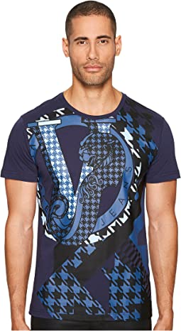 Versace Jeans - Expanded Tiger Logo T-Shirt