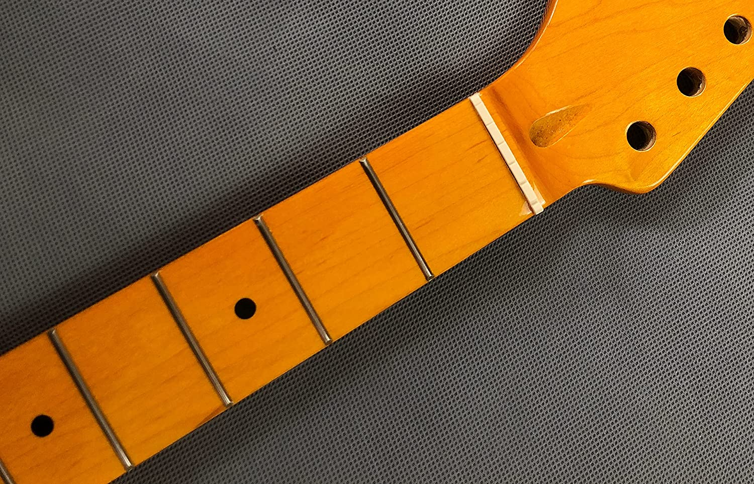 Left hand Max 86% OFF guitar neck 22frets fingerboard y Tulsa Mall Inlay dot 25.5