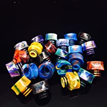 GFV Replacement Flavortree Resin 510 Drip Tip for Mod Machine(Delivery Color)-2Pcs