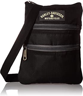 Harley Davidson X-Body Sling Backpack, Black, One Size